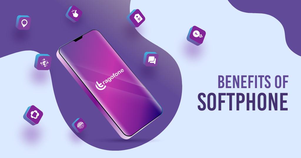Benefits of softphones