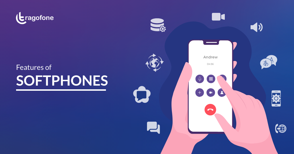 Features of softphone