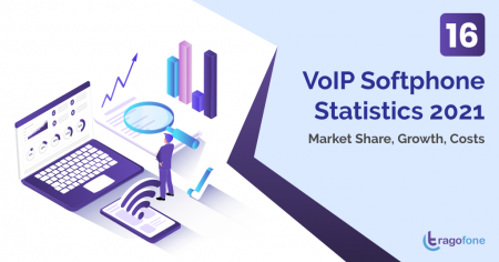 16 VoIP Softphone Statistics 2021: Market Share, Growth, Costs