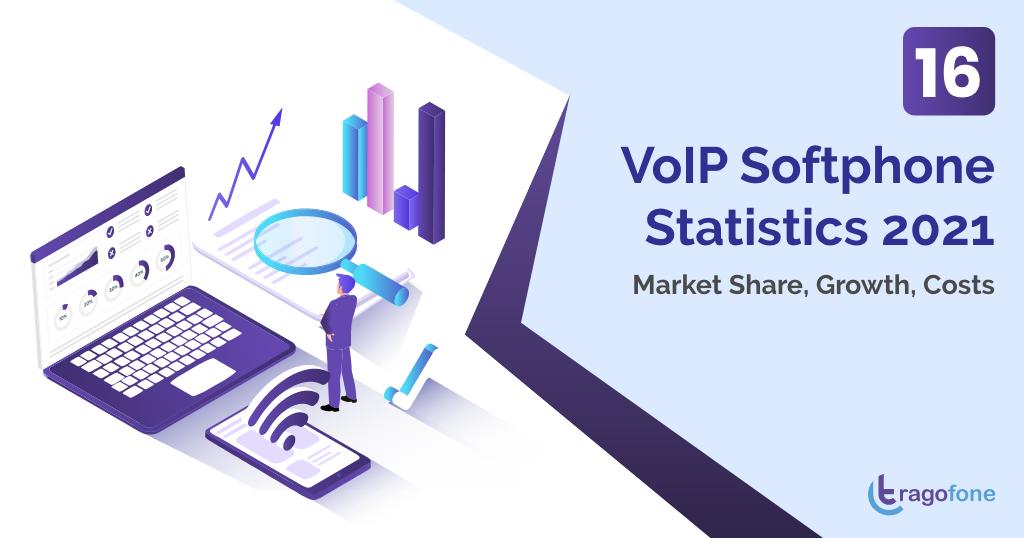VoIP Softphone Statistics 2021