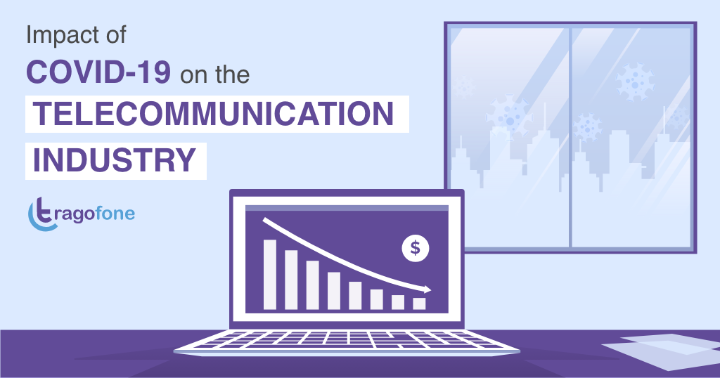 mpact of COVID-19 on The Telecommunication Industry