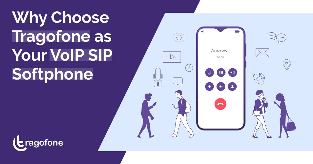 VoIP SIP Softphone App