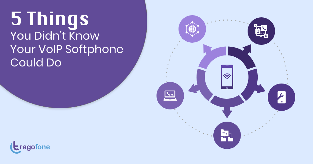 voip softphone features