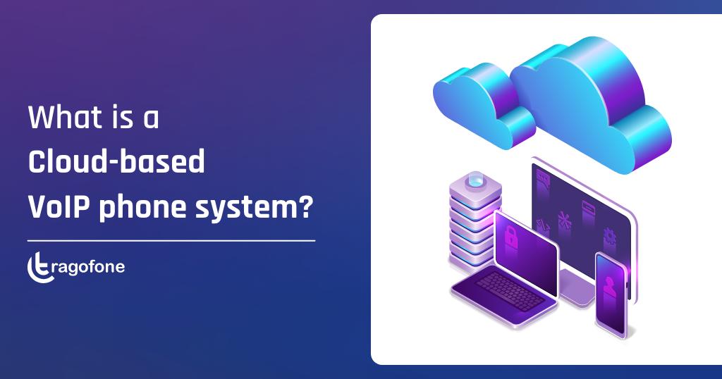 cloud based softphone system