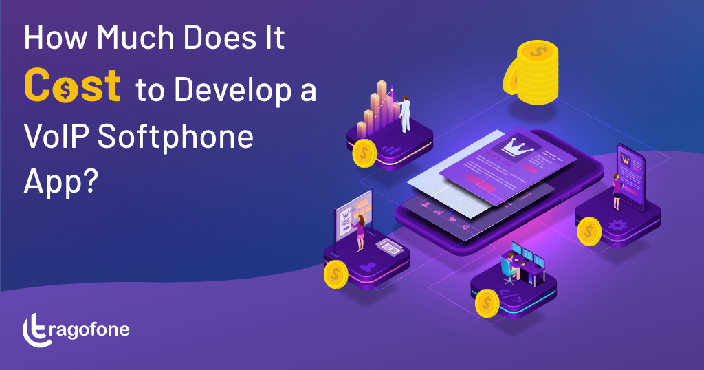 cost to build softphone app