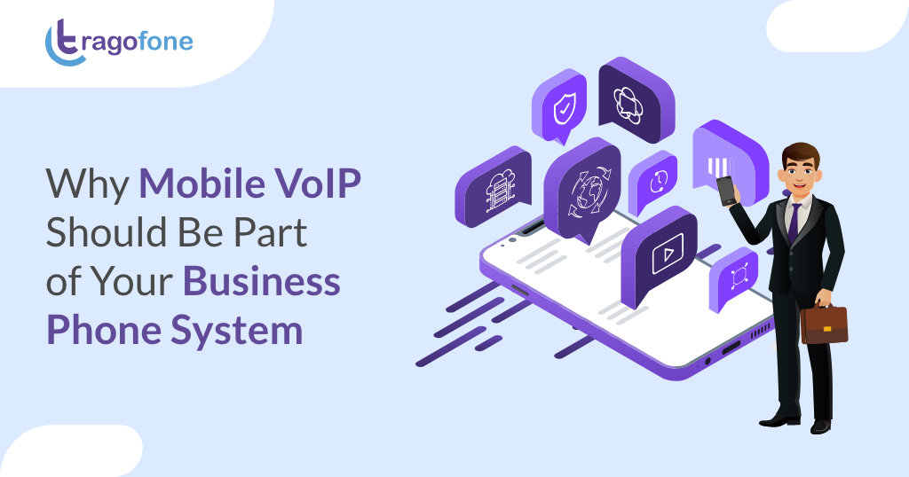 mobile voip business phone system